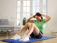Как похудеть, делая зарядку