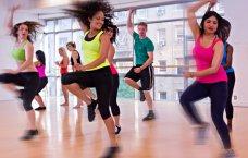 Фитнес программа Зумба